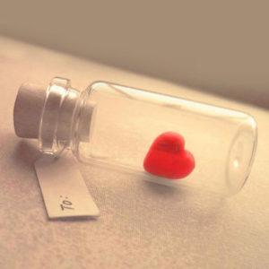 As mensagens de amor na sua vida
