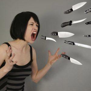 O que você faz com a sua raiva?
